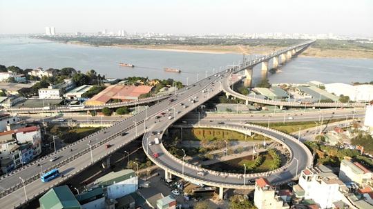 Xây thêm 10 cầu qua sông Hồng - Ảnh 1.