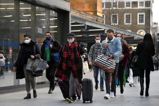 Dịch Covid-19: Biến thể virus ở Anh lan sang ít nhất 10 nước - Ảnh 1.