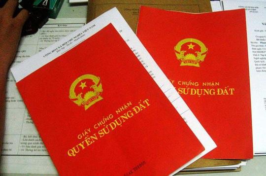 10 trường hợp đăng ký biến động đất đai được cấp sổ đỏ mới - Ảnh 1.