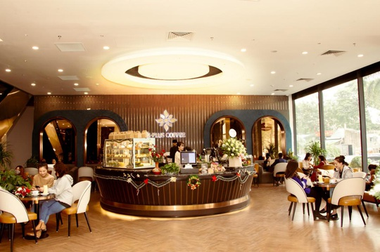 Chính thức khai trương cơ sở 3, S-Plus Coffee hứa hẹn là điểm đến lý tưởng tại Mỹ Đình - Ảnh 5.