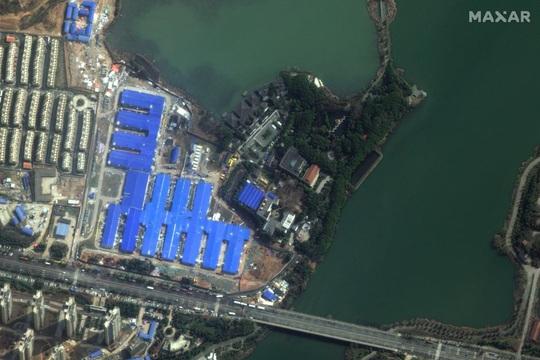 Điểm lại những sự kiện chấn động năm 2020 qua ảnh vệ tinh - Ảnh 7.