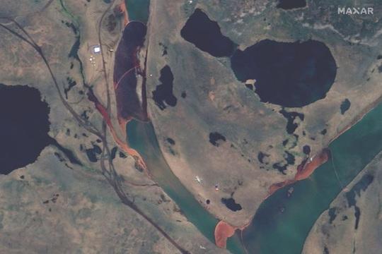 Điểm lại những sự kiện chấn động năm 2020 qua ảnh vệ tinh - Ảnh 17.