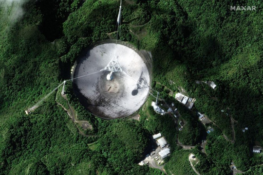 Điểm lại những sự kiện chấn động năm 2020 qua ảnh vệ tinh - Ảnh 21.