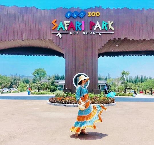 Ghé thăm tân binh khủng long FLC Grand Hotel Quy Nhon quẩy cực đã mùa lễ hội cuối năm - Ảnh 5.