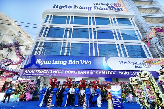 Ngân hàng Bản Việt tiếp tục mở rộng mạng lưới - Ảnh 1.