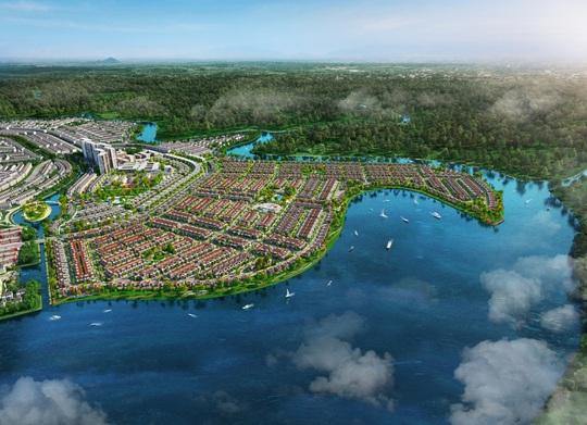 Đô thị đảo Phượng Hoàng: Lợi thế sinh thái, vượng khí hội tụ từ thế đảo nguyên sinh - Ảnh 1.