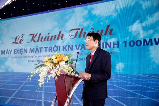 Khánh thành dự án Nhà máy Điện mặt trời KN Vạn Ninh 100 MWp - Ảnh 3.