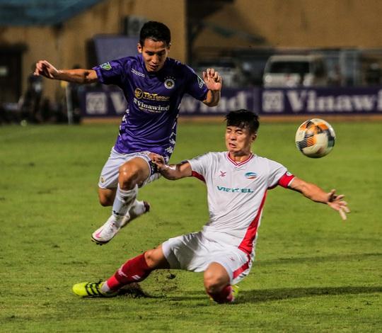 CLB Viettel gặp khó khăn về lực lượng trước CLB Hà Nội trong trận tranh Siêu cúp quốc gia 2020 - Ảnh 1.