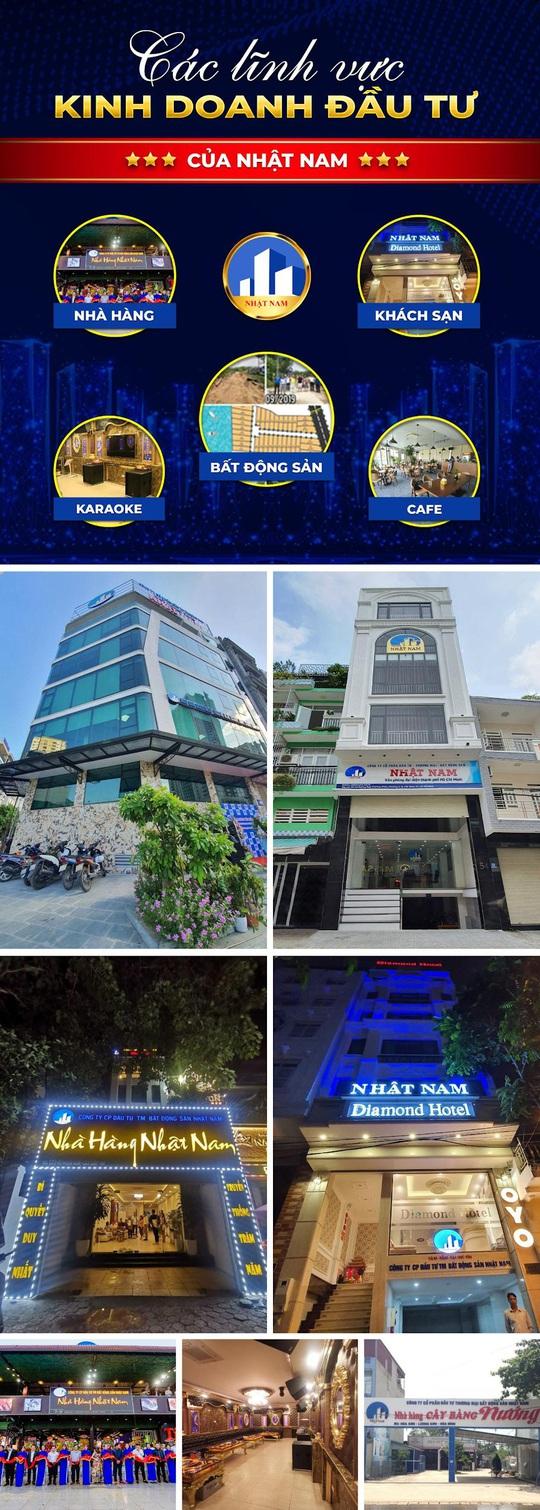 Hệ sinh thái Nhật Nam - Chuỗi dịch vụ nhà hàng, khách sạn, karaoke, cà phê - Ảnh 1.