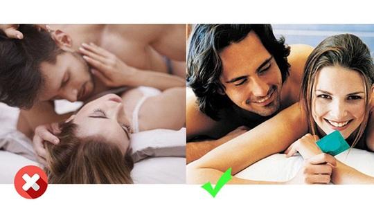 """5 nguyên tắc yêu"""" an toàn nhất - Ảnh 1."""
