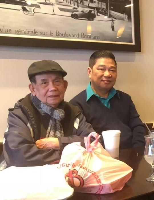 Cha và anh rể của cố ca sĩ Minh Thuận qua đời cách nhau vài ngày - Ảnh 2.