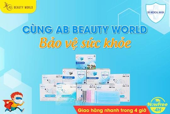 AB Beauty World tham gia bình ổn giá khẩu trang y tế - Ảnh 5.