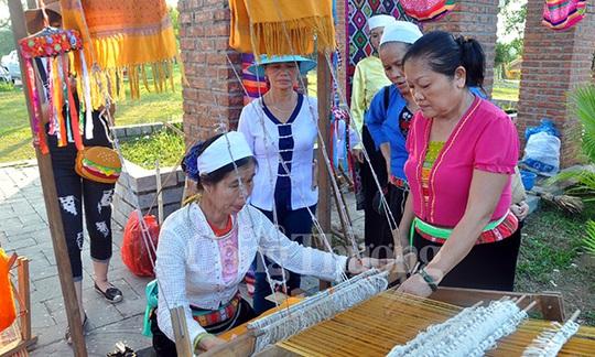 Ngày hội văn hóa dân tộc Mường lần thứ 2 - Ảnh 2.