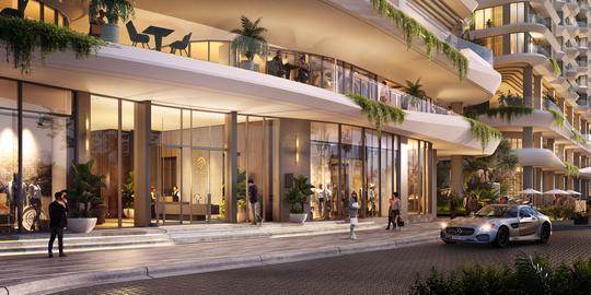 The Aston Luxury Residence, đất vàng triệu đô được đánh thức - Ảnh 3.