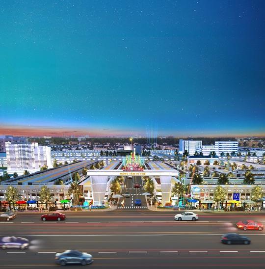 BenCat City Zone hưởng lợi từ vùng đô thị thông minh - Ảnh 2.