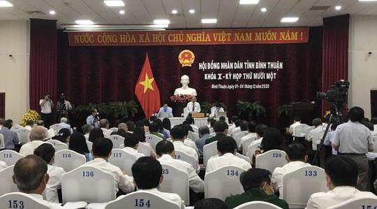 Bình Thuận có tân Chủ tịch HĐND tỉnh tuổi 43 - Ảnh 2.