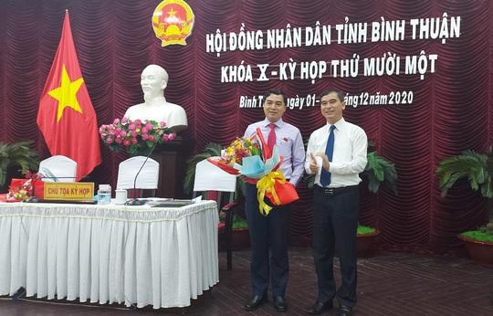 Bình Thuận có tân Chủ tịch HĐND tỉnh tuổi 43 - Ảnh 1.