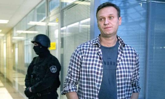 Nga mở cuộc điều tra mới nhằm vào ông Navalny - Ảnh 1.