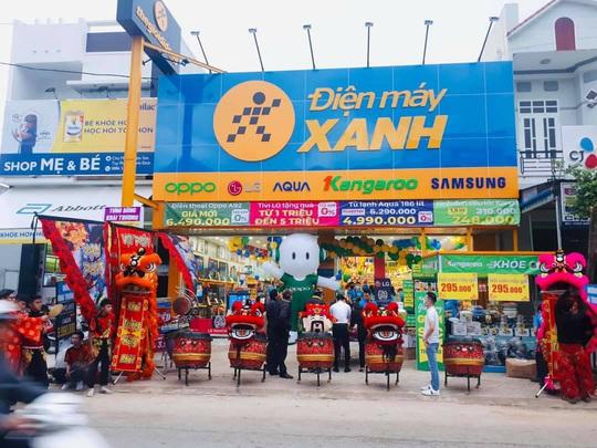 Thế Giới Di Động ngoạn mục đi qua đại dịch Covid, mở rộng thần tốc: 6 tháng 300 shop Điện máy Xanh supermini và 50 Bluetronics tại Campuchia - Ảnh 1.