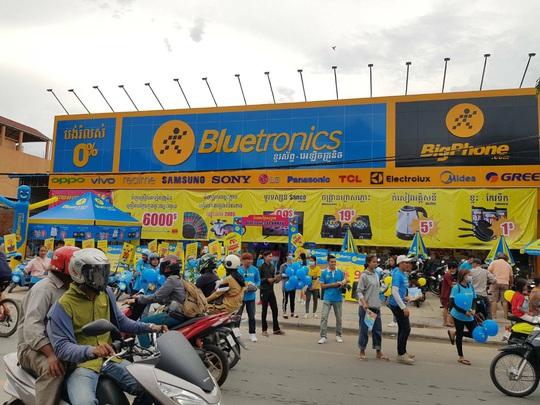 Thế Giới Di Động ngoạn mục đi qua đại dịch Covid, mở rộng thần tốc: 6 tháng 300 shop Điện máy Xanh supermini và 50 Bluetronics tại Campuchia - Ảnh 3.