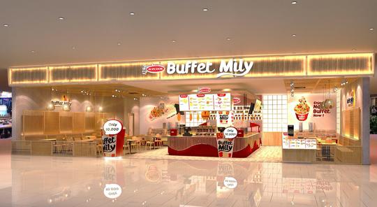Acecook Buffet Mì ly - Nhà hàng mì ly tự chọn đầu tiên tại Việt Nam - Ảnh 1.