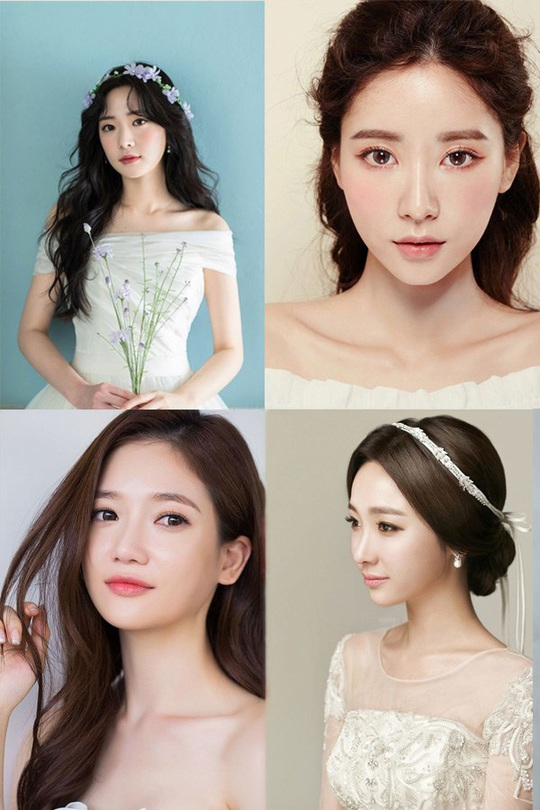 Đón đầu 5 xu hướng trang điểm cô dâu kiểu Hàn Quốc đẹp nhất Thu - Đông 2020 - Ảnh 1.