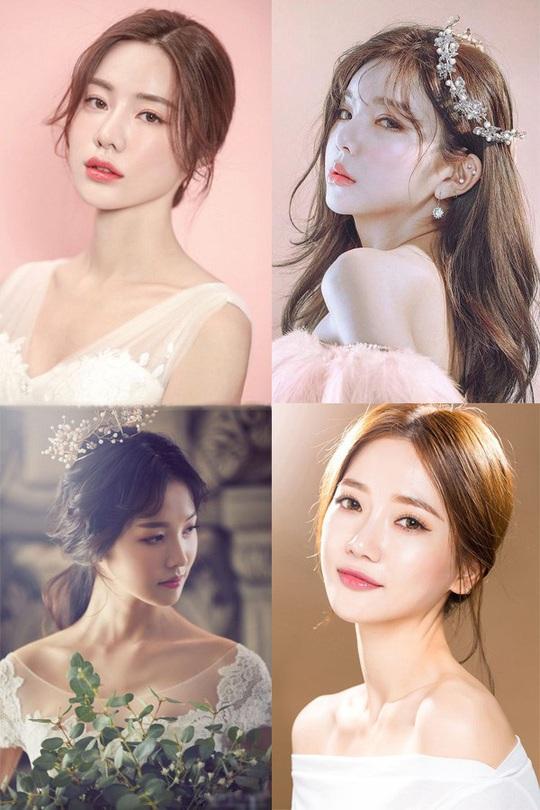 Đón đầu 5 xu hướng trang điểm cô dâu kiểu Hàn Quốc đẹp nhất Thu - Đông 2020 - Ảnh 2.