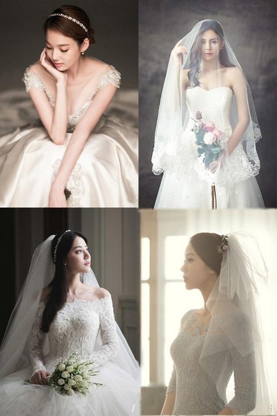 Đón đầu 5 xu hướng trang điểm cô dâu kiểu Hàn Quốc đẹp nhất Thu - Đông 2020 - Ảnh 3.