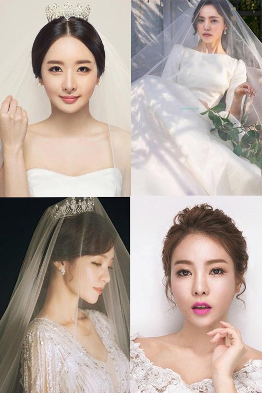 Đón đầu 5 xu hướng trang điểm cô dâu kiểu Hàn Quốc đẹp nhất Thu - Đông 2020 - Ảnh 4.