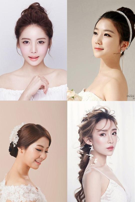 Đón đầu 5 xu hướng trang điểm cô dâu kiểu Hàn Quốc đẹp nhất Thu - Đông 2020 - Ảnh 5.