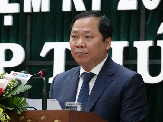 Bình Định có tân Chủ tịch HĐND và Chủ tịch UBND tỉnh - Ảnh 3.