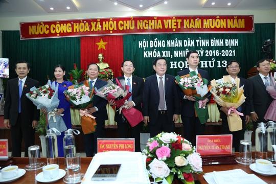 Bình Định có tân Chủ tịch HĐND và Chủ tịch UBND tỉnh - Ảnh 2.