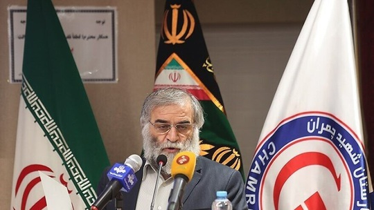 Nhà khoa học hạt nhân Iran bị bắn 13 phát, vợ ngồi cách 25 cm không hề hấn - Ảnh 1.