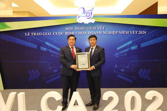 HDBank tiếp tục được vinh danh trong các doanh nghiệp có báo cáo thường niên xuất sắc trên sàn chứng khoán - Ảnh 3.