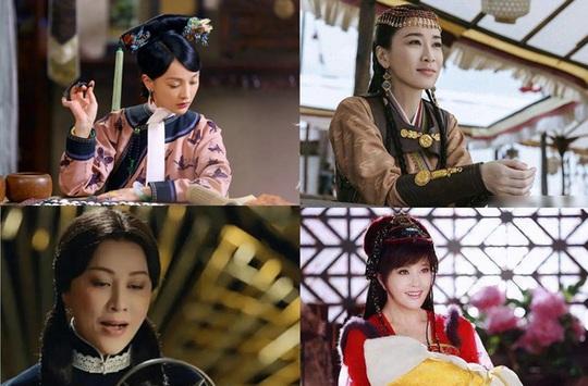 Khi Lưu Gia Linh 52 đóng 27 tuổi, Xa Thi Mạn 45 thành thiếu nữ... - Ảnh 1.
