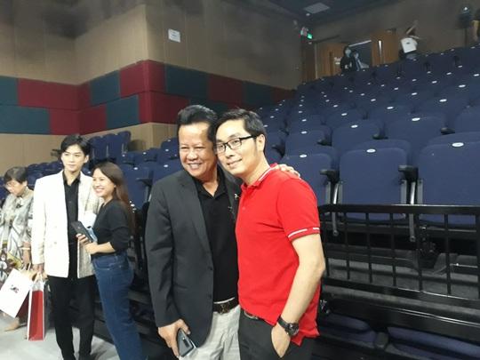 """Web-drama """"Bố già"""" của Trấn Thành từ chối tranh """"Ngôi sao xanh"""" - Ảnh 3."""