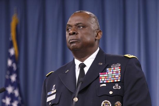 Mỹ lần đầu tiên có Bộ trưởng Quốc phòng da màu? - Ảnh 1.