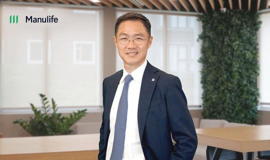 Manulife Việt Nam bổ nhiệm ông Sang Lee làm Tổng Giám đốc mới - Ảnh 1.