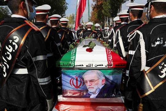 Iran bắt nghi phạm vụ ám sát nhà khoa học hạt nhân - Ảnh 1.