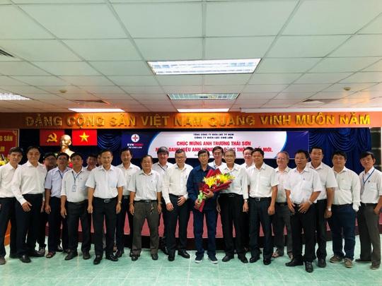 EVNHCMC nỗ lực xây dựng hình ảnh người công nhân ngành điện - Ảnh 1.