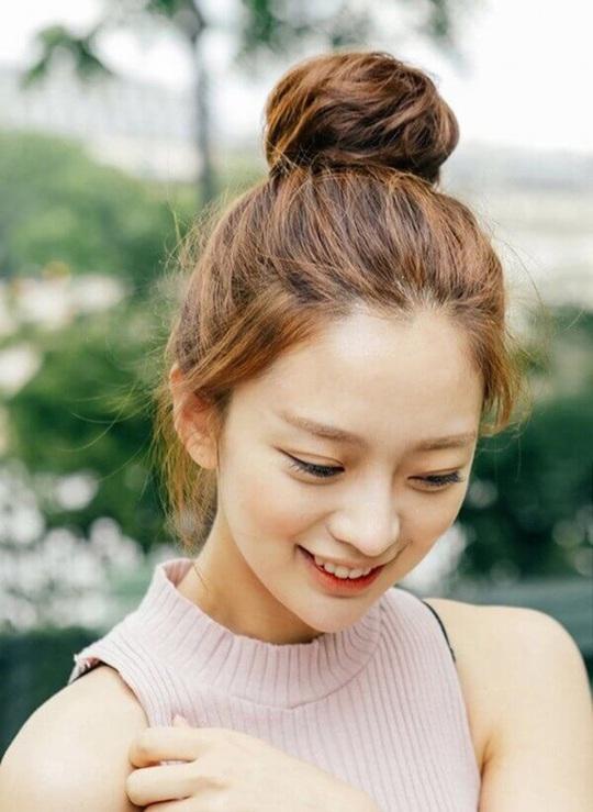 4 kiểu tóc giúp chị em ăn gian chiều cao hiệu quả - Ảnh 3.