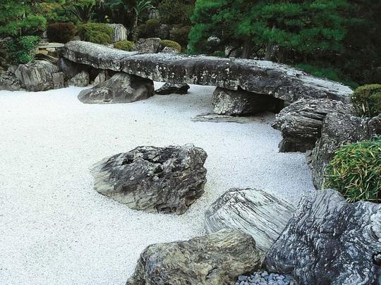 Nghệ thuật mô phỏng trong vườn Thiền - Ảnh 5.