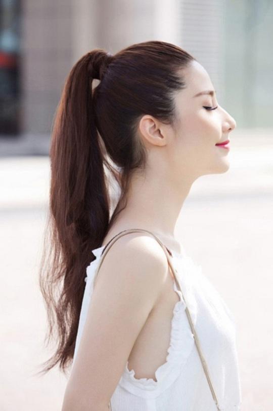 4 kiểu tóc giúp chị em ăn gian chiều cao hiệu quả - Ảnh 10.