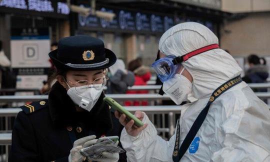 """Biện pháp chống virus corona """"không giống ai"""" ở Trung Quốc - Ảnh 1."""