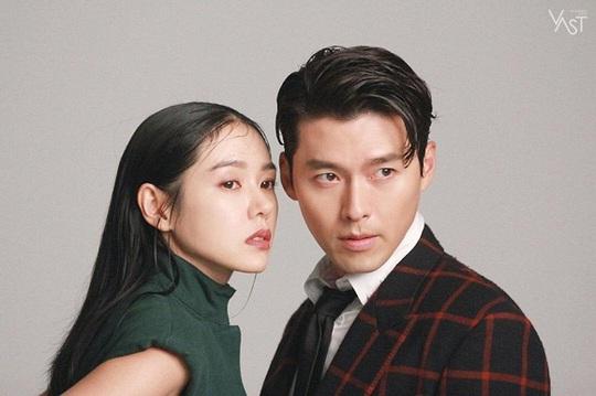 Hình ảnh thời trẻ gây sốt của Hyun Bin và Son Ye Jin - Ảnh 7.