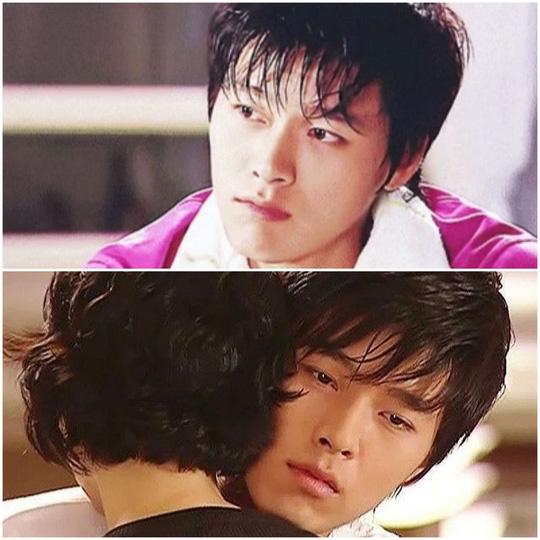 Hình ảnh thời trẻ gây sốt của Hyun Bin và Son Ye Jin - Ảnh 1.