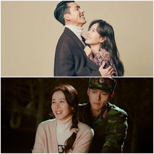 Hình ảnh thời trẻ gây sốt của Hyun Bin và Son Ye Jin - Ảnh 6.