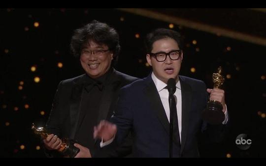 Đạo diễn Ký sinh trùng Bong Joon Ho và đủ cung bậc cảm xúc - Ảnh 3.