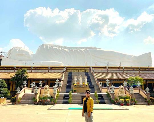 7 ngôi chùa ở Việt Nam có tượng Phật nằm lớn - Ảnh 1.