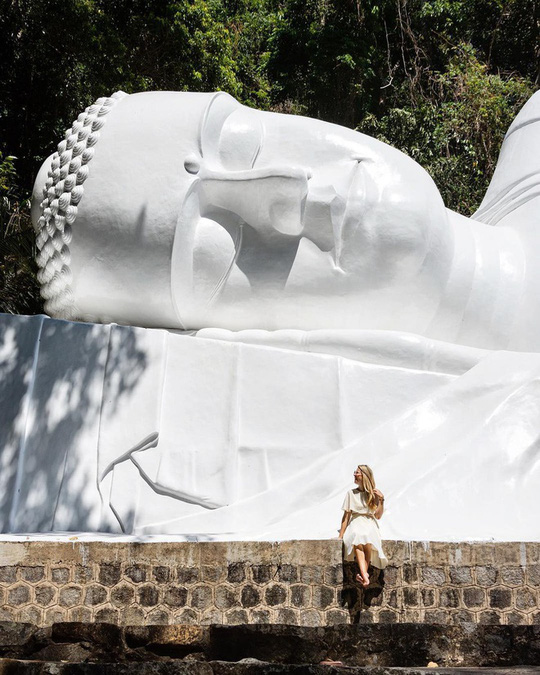 7 ngôi chùa ở Việt Nam có tượng Phật nằm lớn - Ảnh 2.